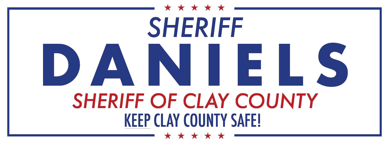 Darryl Daniels For Clay County Sheriff
