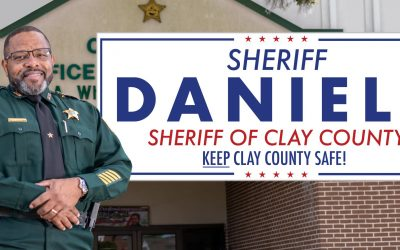 Sheriff Daniels Re-Election Campaign Starts Strong